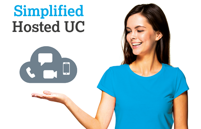 Work from home Simplified Hosted UC Bundle