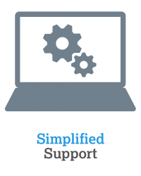 Beyond Simplified Support